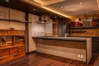 k residence kyoto japan. Black Bedroom Furniture Sets. Home Design Ideas
