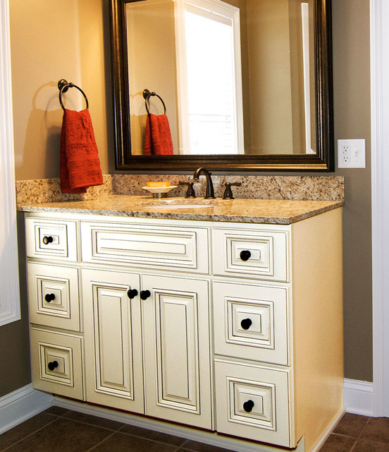 Kabinetking river run cabinetry bathroom vanities and for Bathroom cabinets york