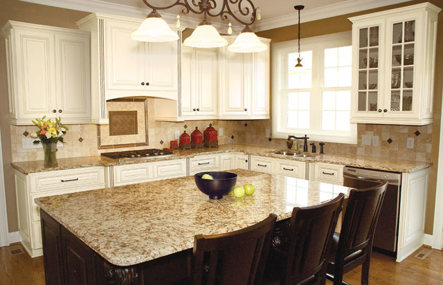 KabinetKing River Run Cabinetry Traditional Kitchen