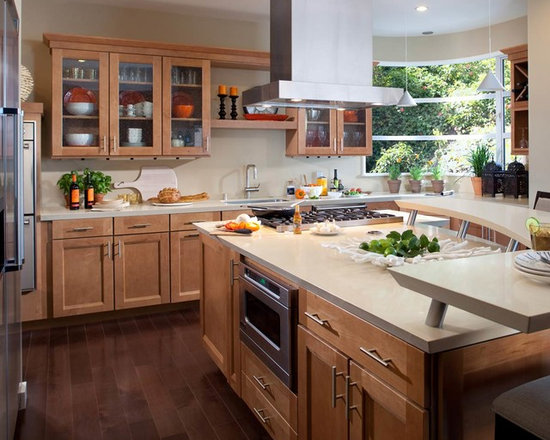 KabinetKing-Waypoint Cabinetry - KabinetKing-Style 420T in Maple Spice