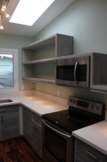 Kailua kitchen contemporary-kitchen