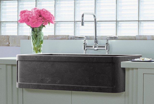 KALLISTA's For Town Collection by Michael S Smith eclectic-kitchen