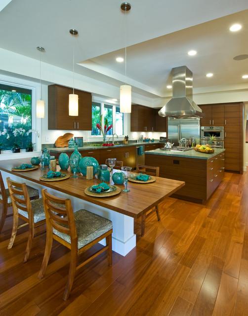 Kama 39 aina contemporary contemporary kitchen hawaii for Kitchen design hawaii