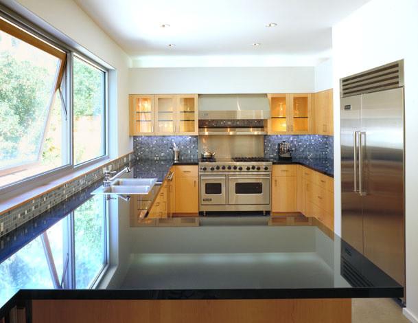 KANNER ARCHITECTS modern-kitchen