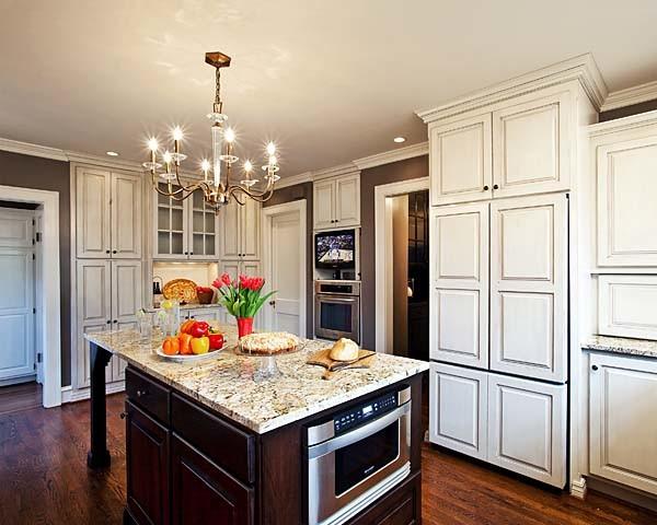 Kansas City, MO kitchen remodel - Traditional - Kitchen ...