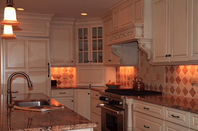 kapner project traditional-kitchen