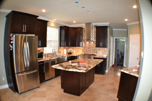 Kapoor Kitchen remodel traditional-kitchen