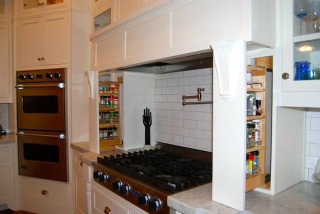 Kara O'Brien traditional-kitchen