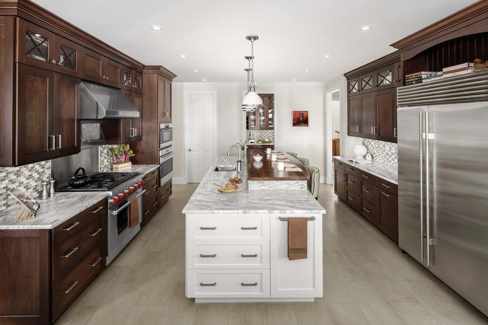 Karen's Kitchens - Modern - Kitchen - Portland Maine - by ...
