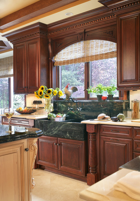 Karla Trincanello, NJ CID; ASID Allied traditional-kitchen