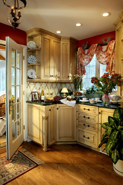 Karla Trincanello, NJ CID, ASID Allied traditional kitchen