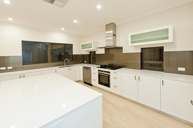 karrinyup modern kitchen perth by centurion On kitchens centurion