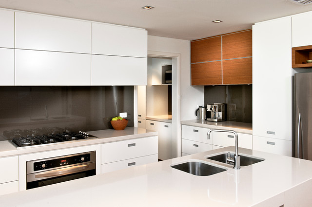 Karrinyup Residence contemporary-kitchen
