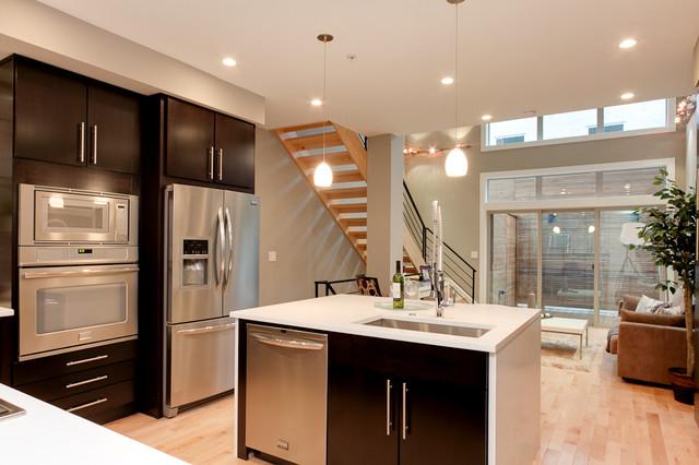 Kater Street contemporary-kitchen