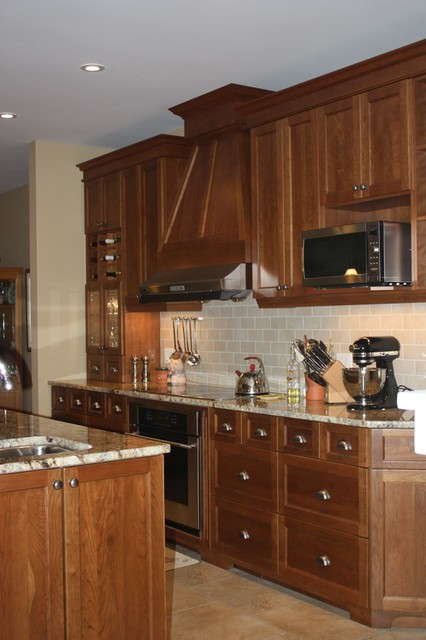 Katherine Joy Interiors traditional-kitchen