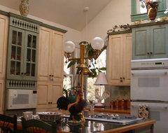 Kathryn Peltier Design traditional-kitchen