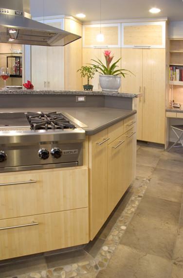 Kathy Bate Interior Design modern-kitchen
