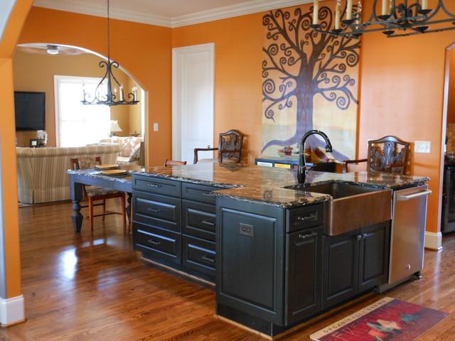 Kathy S Kitchen Traditional Kitchen Birmingham By