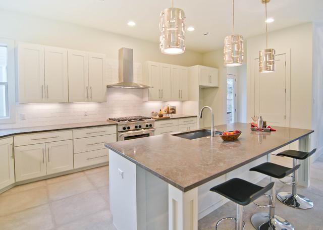 Katie Johnson Interior design - Transitional - Kitchen ...