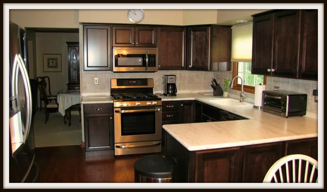 Katie Krafcik Design modern-kitchen