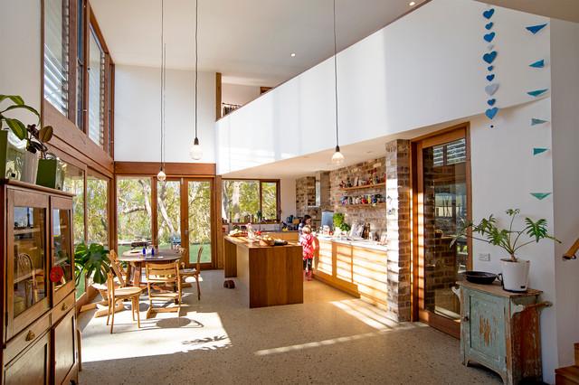 Katoomba Extension - Modern - Küche - Sydney - von six b design