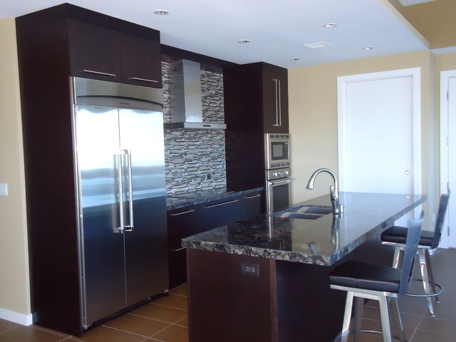 Kavanaugh contemporary-kitchen