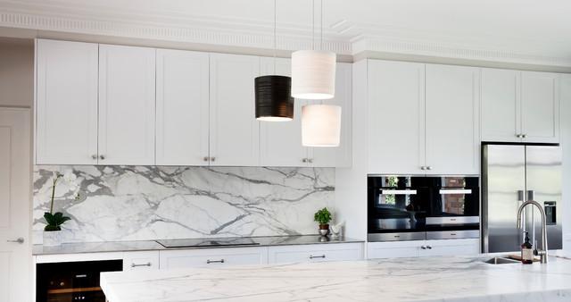KB Residence transitional-kitchen