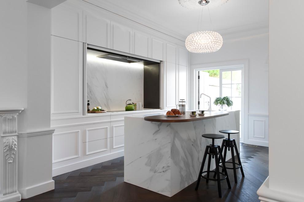 Kbdi Designer Awards 2015 Winners Small Kitchens Contemporary Kitchen Brisbane By Kbdi Kitchen Bathroom Designers Institute
