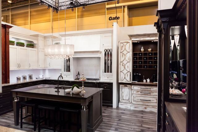 KBIS 2013 - Transitional Display traditional-kitchen