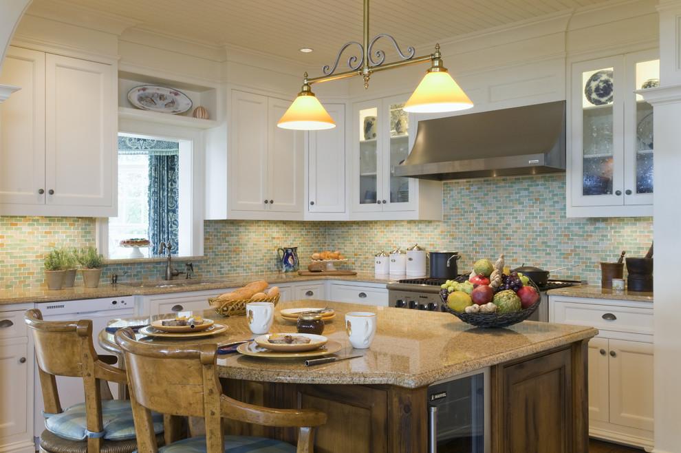 KBK Interior Design Portfolio - Traditional - Kitchen ...