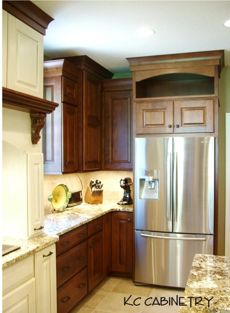KC Cabinetry traditional-kitchen