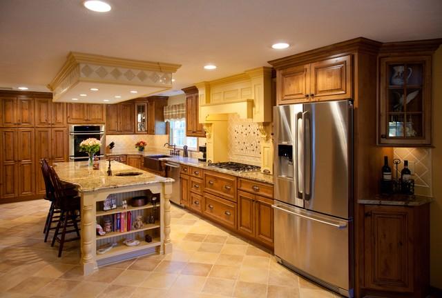 KCCNE Kitchen Remodels traditional-kitchen