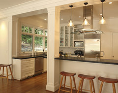 Keates Residence contemporary-kitchen