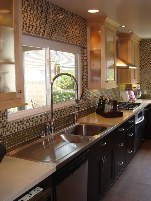 Keeping it kosher transitional kitchen los angeles for Keeping a kosher kitchen