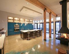 Kellet Residence contemporary-kitchen