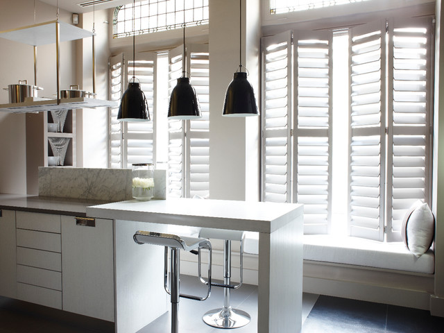 Kelly Hoppen For Shutterly Fabulous Contemporary Kitchen