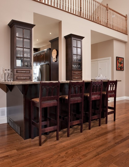 Kelly Residence traditional-kitchen