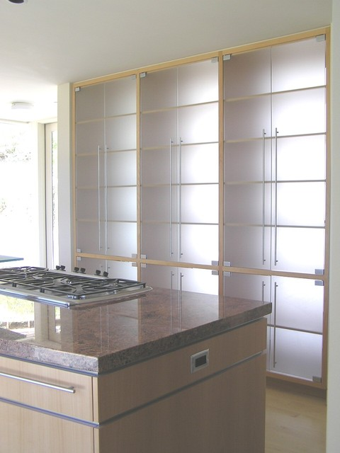 Kelly Residence contemporary-kitchen