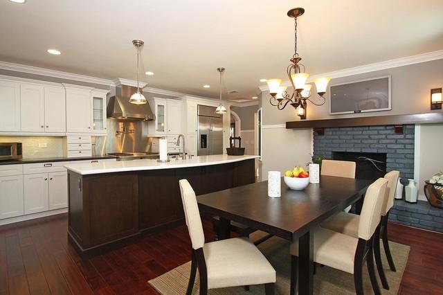 Kelmore Project - Kitchen traditional-kitchen