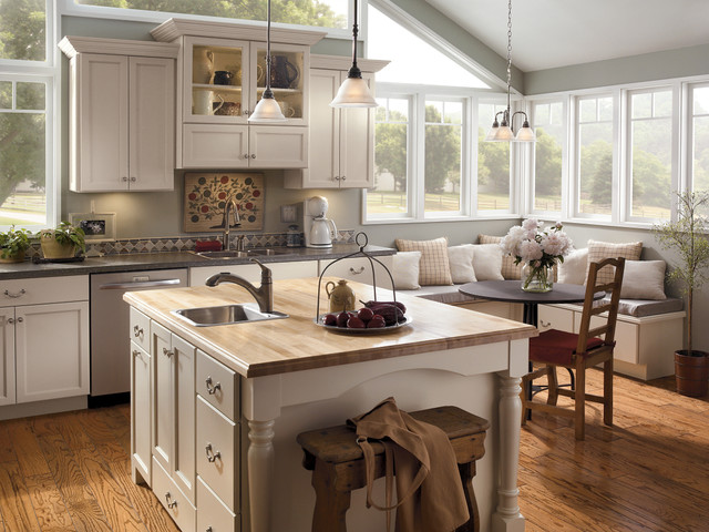 Kemper Cabinetry: Lawton Maple Dover