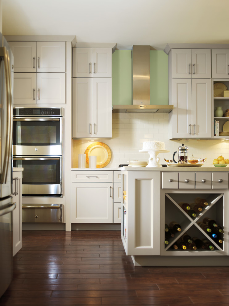 Kemper Cabinets Traditional - Traditional - Kitchen - New ...