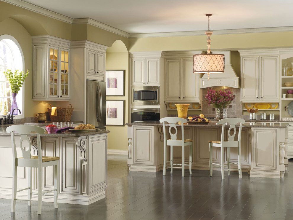 Kemper Kingston Kitchen Cabinets Traditional Kitchen Other By Masterbrand Cabinets Inc