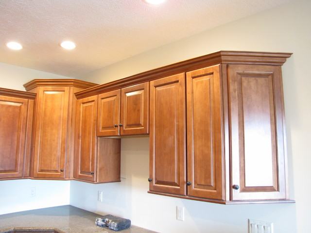 Kennedy New Construction traditional-kitchen