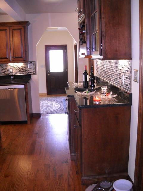 Kennedy Renovation traditional-kitchen