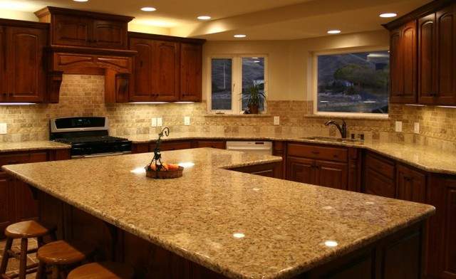 Kenny's Granite Selection - Traditional