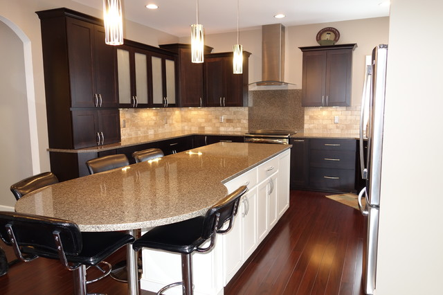 Kent kitchen design transitional kitchen other by for Kitchen design kent