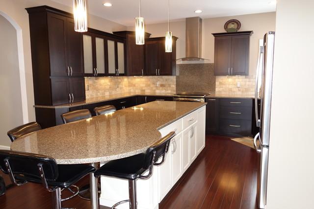 Kent Kitchen Design transitional-kitchen