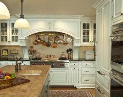 Kent Kitchen Works traditional-kitchen