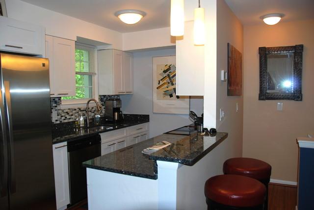 Kent's Kitchen modern-kitchen