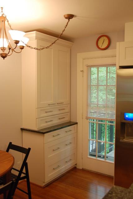 Kent's Kitchen traditional-kitchen